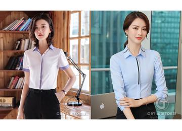 500+ Mẫu thời trang công sở hot nhất năm 2021 - Cati Uniform