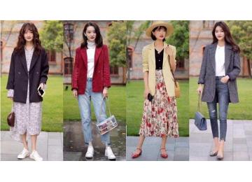 Top Những Mẫu áo khoác mùa đông nữ đẹp, cá tính ấm áp