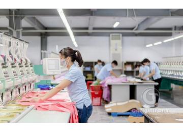 Xưởng may áo thun tại Hà Nội đẹp, giá tốt nhất - Đồng Phục CATI
