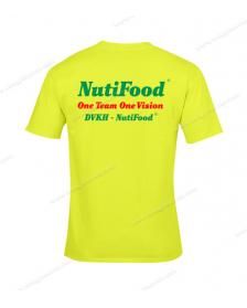 ÁO THUN CỔ TRÒN NUTIFOOD