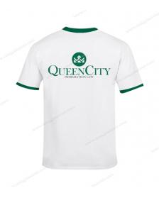 ÁO THUN CỔ TRÒN QUEEN CITY