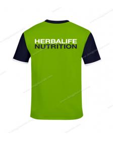 ÁO THUN CỔ TRÒN HERBALIFE NUTRITION